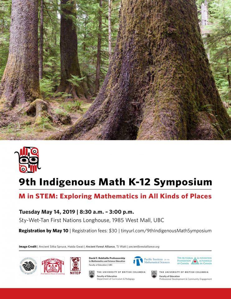 9th Indigenous Math Symposium